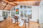 Lake House with Wrap Around Decking