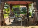 Backyard Dining and Grilling