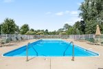 Association heated swimming pool available Memorial-Labor weekends