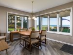 Dining Room with Lake Views