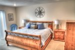 Master Bedroom - King Bed and twin bed