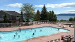 Outdoor pool open Memorial day to Labor Day