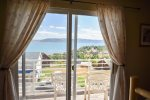 Walk out Deck and BBQ on Main level