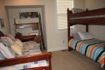 Trundle Bedroom with Pullout in Bunk Room