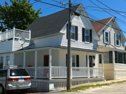 10 Brisson Street - Newly Modernized Beach Cottage w/ Ocean Views from the Fabulous Roof Deck!