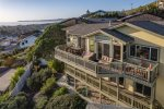 Twin bedroom is equipped with a very large Smart TV and Playstation 4.  Games not included, 1 remote provided.