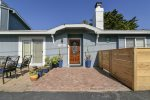 Situated on the corner of one of the main streets in Cayucos, this location is perfect