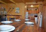 Massey`s River Retreat Dining Area