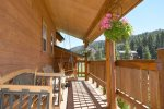 9 Pines Retreat Wrap Around Deck