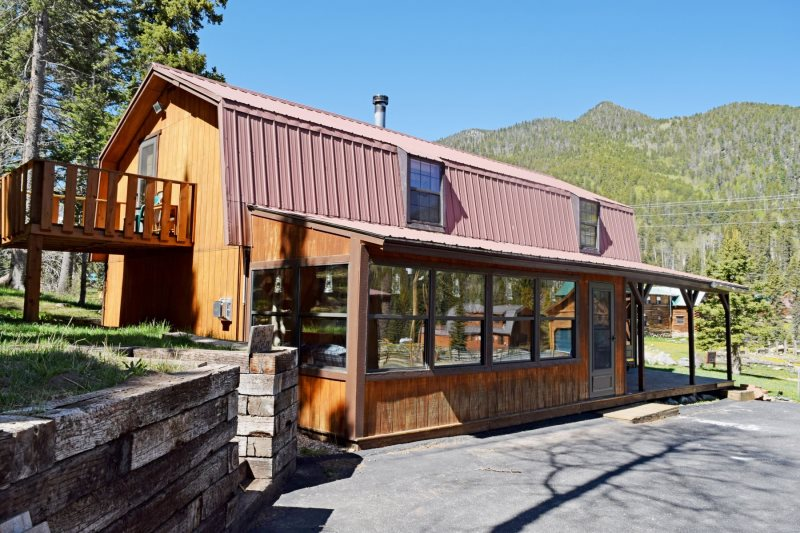 Superbe Red River Real Estate And Vacation Rentals   Roberts Trappers Lodge, Upper  Valley, RTL, Red River, New Mexico.
