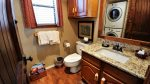 Rustic Retreat Main Level Bathroom & Laundry