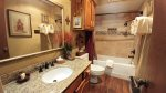 Rustic Retreat Upstairs Bathroom