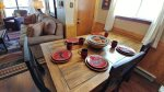 Rustic Retreat Dining Area
