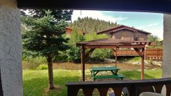 Telemark 2 - In Town - On the River - Near Fishing Ponds - WiFi - Satellite - Gas Grill - Near the Ski Area