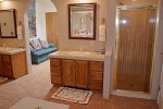 The Villa Master Bathroom
