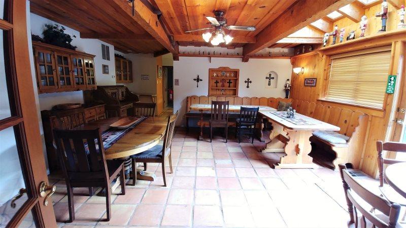 Running Bear River Lodge Living Room