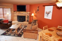 HUNTER`S PARADISE - In Town, PET`S WELCOME HERE!-  WiFi, Satellite, Washer/Dryer, Near The River, Wood Burning Fireplace, Gas Grill, Local Gym Access, New Appliances and Recent Updates!