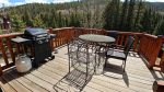 River Chant Lodge Balcony/Gas Grill