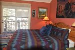 Claim Jumper Townhouse 20 Master Bedroom