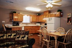 Pioneer Creek Hacienda - In Town, Free WiFi, Cable, Washer/Dryer, On Pioneer Creek, Large Deck