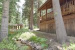 Copper Creek Chalet Side Deck