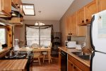 Rocky Mountain Roost 3 Kitchen