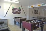 Ski View Commons Area For All Ski View Guests