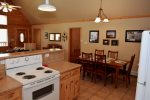Karlin`s Ranch House Kitchen
