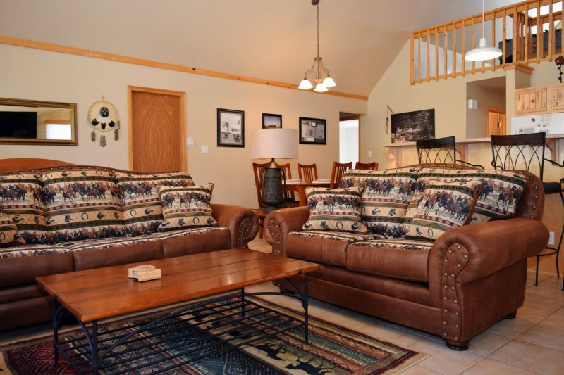 Red River Real Estate And Vacation Rentals Karlin S Ranch House