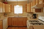 Pinon Valley Cabin Kitchen