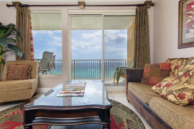 Panama City Beach Florida Vacation Condo Located In Treasure Island Resort