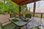 Eagle View Lodge offers panoramic mountain views