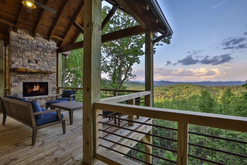 Blue Sky Cabin Rentals Great Escape