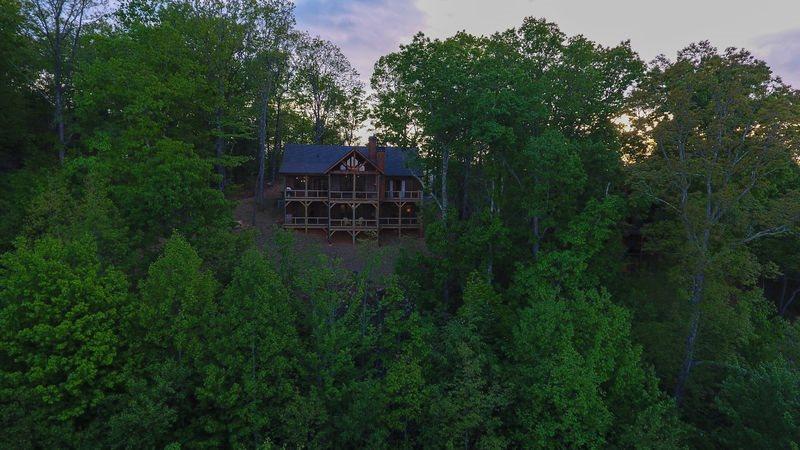 Blue Sky Cabin Rentals: Great Escape