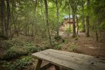 Enjoy a picnic with nature at Laurel Creek