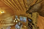 The Moose of Moose Mountain Lodge