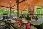 Cabin at Doe Hill | Ellijay, GA
