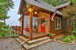 Above & Beyond Lodge | Blue Ridge, Ga