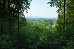 Marvelous mountain top views from all the deck areas