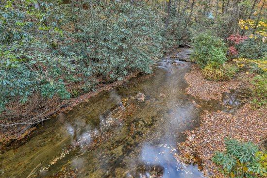 Blue Sky Cabin Rentals: Hemlock Creek - For couples