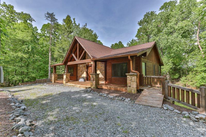 Blue Sky Cabin Rentals Mountain Luxury Escape