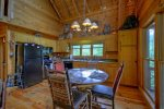 Dining room / Kitchen combo