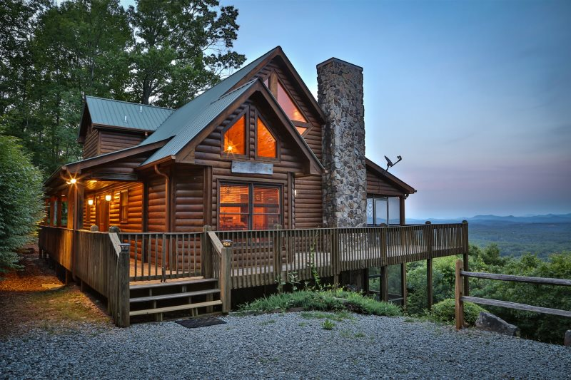 Blue Sky Cabin Rentals Forever View