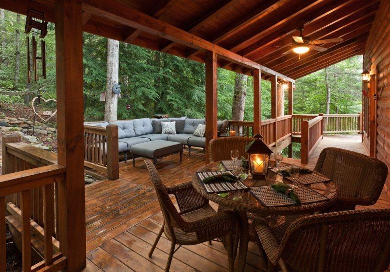 Blue Sky Cabin Rentals Hidden Valley Paradise