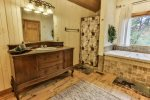 Upper Level Master Bath