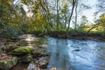 Creekside Reflections | Blue Ridge, GA