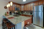 Beautiful kitchen with Granite coutertops