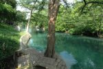 Float right down to your condo on the Comal River