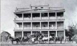 What the Schmitz Hotel used to look like back in the day