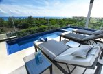 Enjoy the View form the Plunge Pool in Roof Top